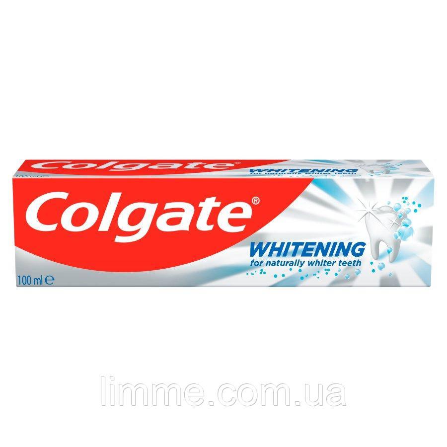 Відбілююча зубна паста Colgate Whitening 100 мл