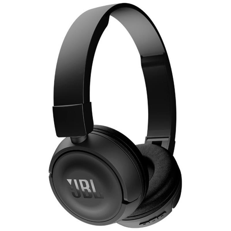 Накладные Наушники Гарнитура Bluetooth JBL T460 Black (JBLT460BTBLK)