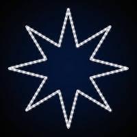 """Звезда светодиодная """"Вега восьмиконечная"""", 15 Вт"""