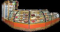 Холодильные кондитерские витрины Veneto