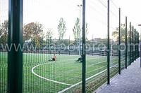 Забор из сварной сетки для ограждения детских площадок