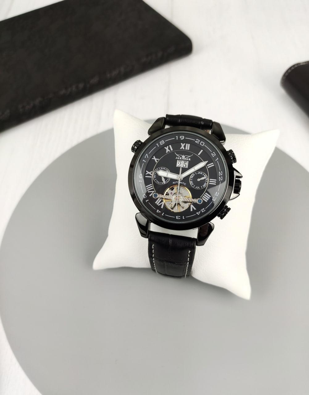 Механические часы с автоподзаводом Jaragar 540