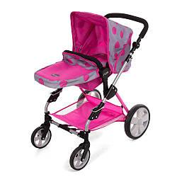 Детская прогулочная коляска-трансформер Hauck D-82409 для кукол