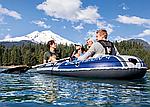 Надувная лодка Intex Excursion 4 четырехместная, фото 7