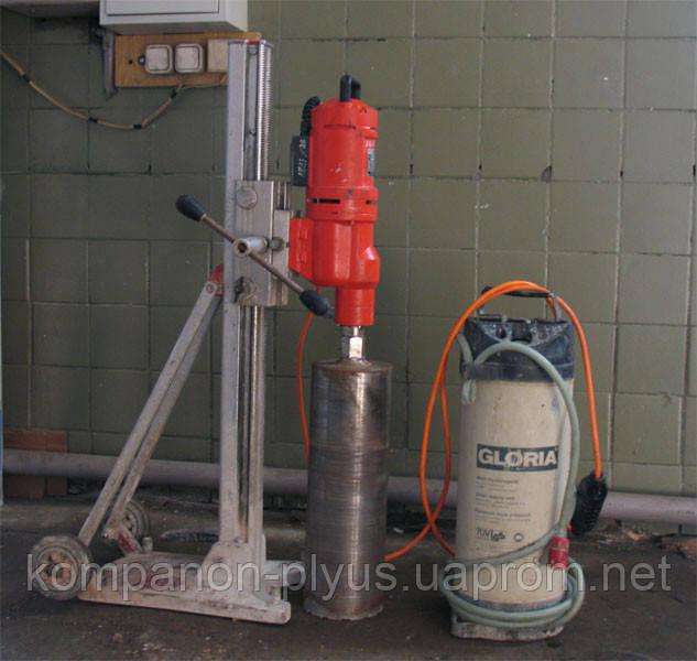 Сверление бетона d 400 мм