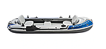 Надувная лодка Intex Excursion 5 пятиместная, фото 3