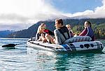 Надувная лодка Intex Excursion 5 пятиместная, фото 5