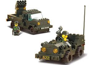 Конструктор Sluban Сухопутные войска №М38-В0305R, фото 2
