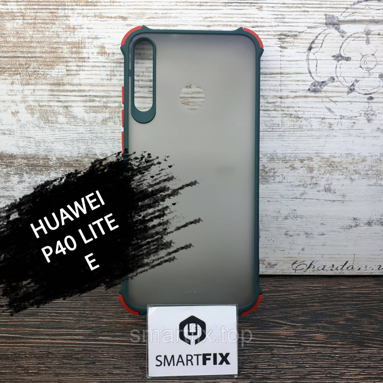 Силіконовий чохол для Huawei P40 Lite E / Y7p 2020 Full Soft Бузковий