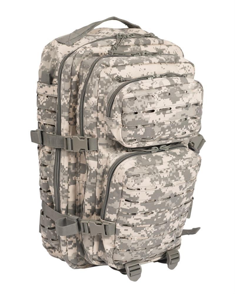 Рюкзак Mil-tec штурмовий Assault LazerCut (At-digital, 36 л.)