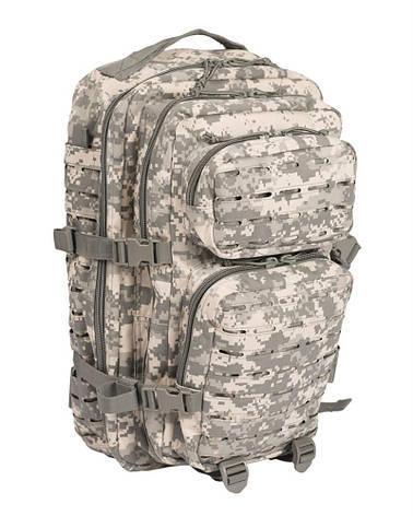 Рюкзак Mil-tec штурмовий Assault LazerCut (At-digital, 36 л.), фото 2
