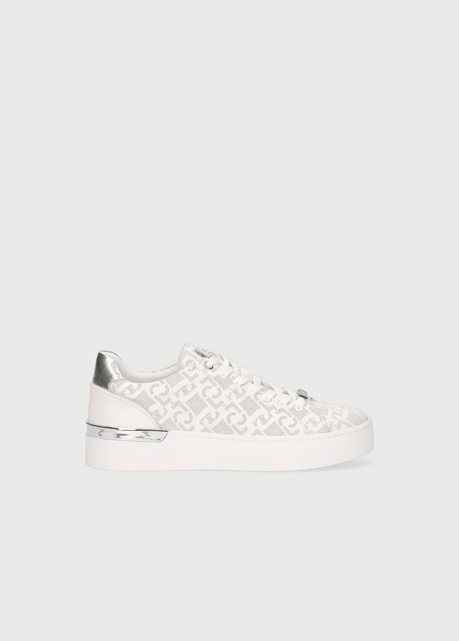 Жіночі білі кросівки Liu Jo, оригінал
