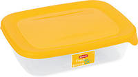 Емкость для продуктов пластиковая Fresh&Go 0,5 л 167Х127Х46 мм Curver CR-00553-1