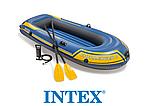 Надувная лодка Intex Challenger 2 двухместная, фото 2