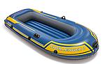 Надувная лодка Intex Challenger 2 двухместная, фото 8