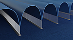 Надувная лодка Intex Challenger 2 двухместная, фото 6
