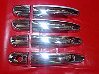 Накладки на ручки Kia Sportage 2 2004+