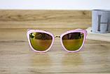 Дитячі окуляри рожеві 0431-6, фото 2