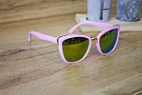 Дитячі окуляри рожеві 0431-6, фото 4
