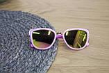 Дитячі окуляри рожеві 0431-6, фото 5