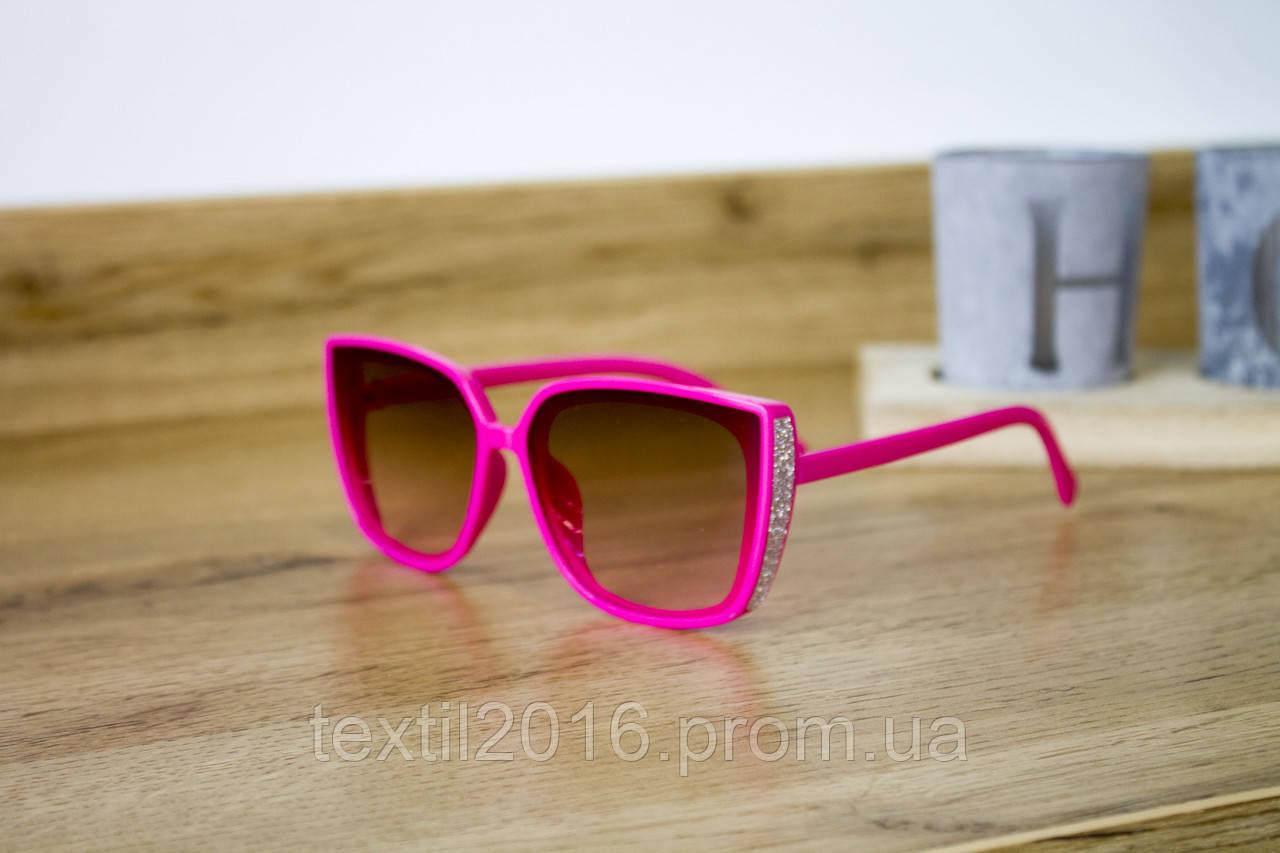 Дитячі окуляри малинові 0466-2