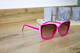 Дитячі окуляри малинові 0466-2, фото 2