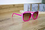 Дитячі окуляри малинові 0466-2, фото 3