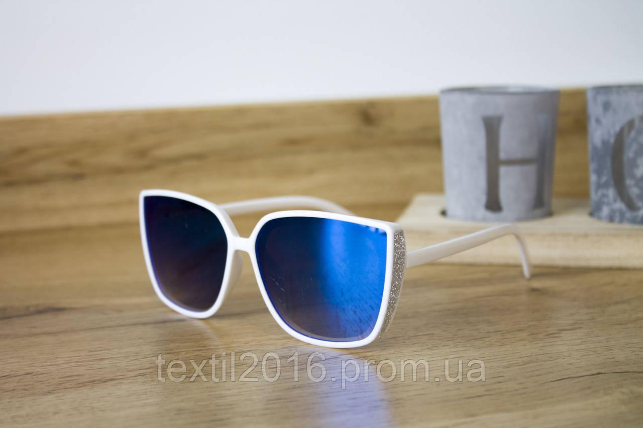 Дитячі окуляри білі 0466-5