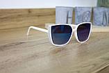 Дитячі окуляри білі 0466-5, фото 3