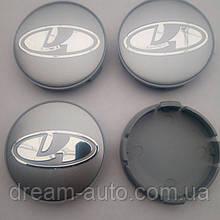 Ковпачки в диски Lada 55-59 мм