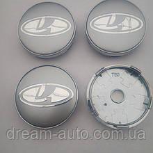 Ковпачки в диски Lada 56-60 мм