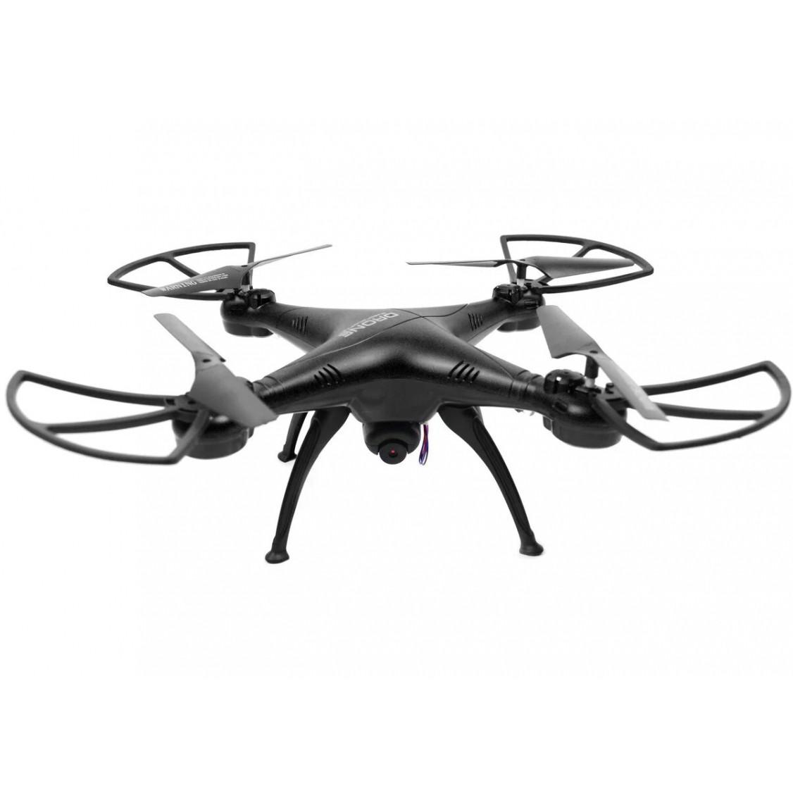 Квадрокоптер 1million c WiFi камерою Чорний