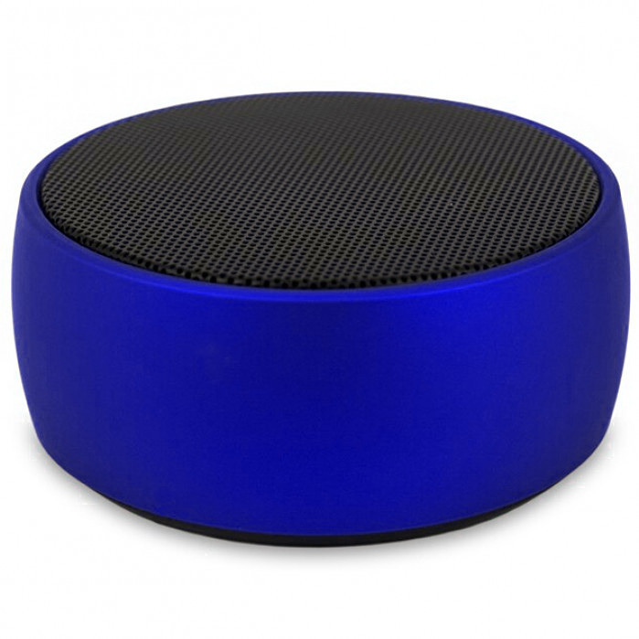 Колонка Bluetooth Simplicity BS-01 Синя