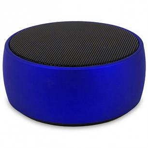 Колонка Bluetooth Simplicity BS-01 Синя, фото 2