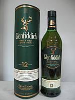 "Виски односолодовый ""Glenfiddich"" 12yo"
