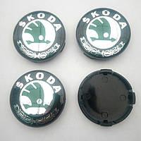 Колпачки в диски Skoda 55-59 мм