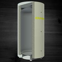 Теплоаккумуляторы KRONAS без спирального теплообменника