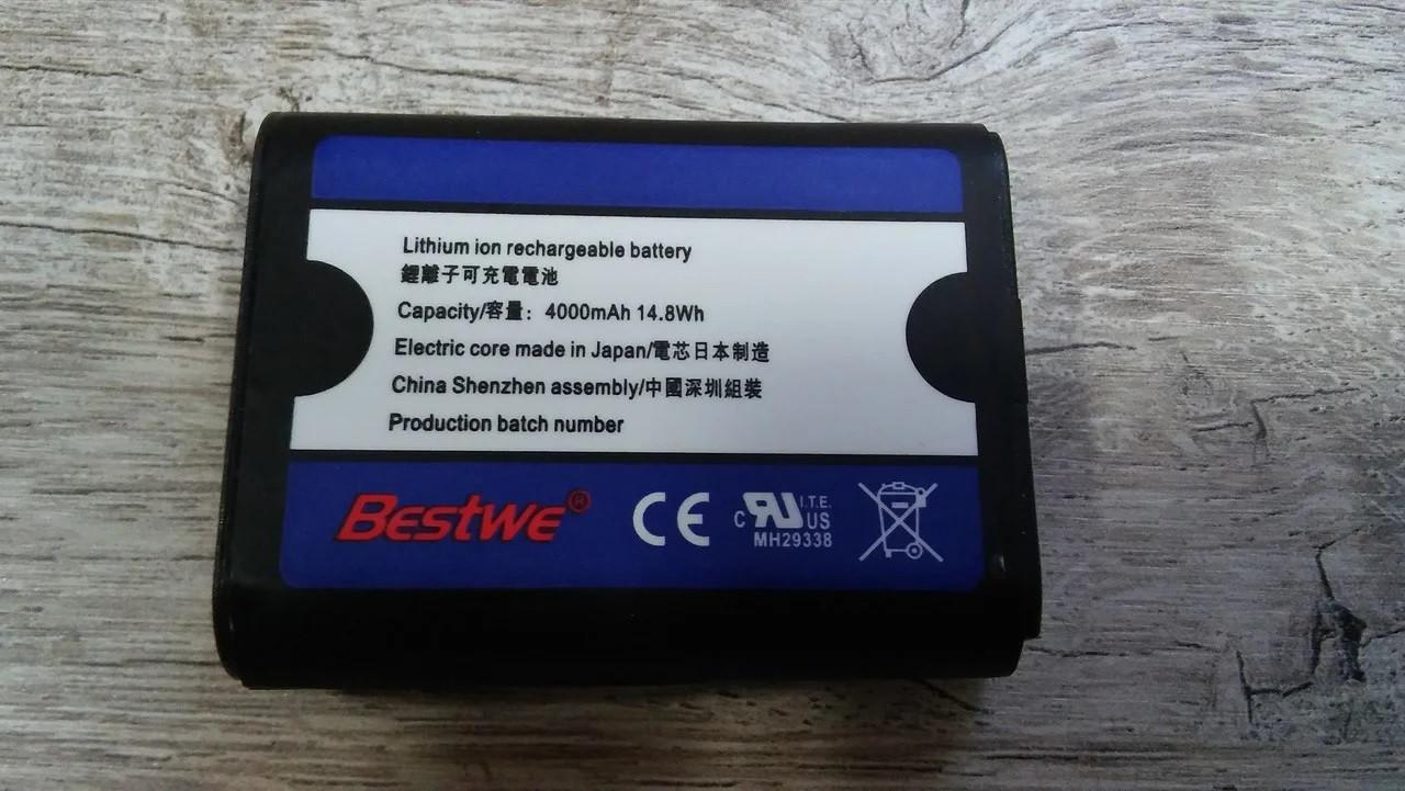 Li-ion акумулятор 1800мА-год до бочковим лазерним рівнями 5 ліній/ 6точек