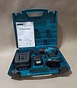 Шуруповерт Makita DF 332 brushless (бесщеточный двигатель) 🔹18V/3A Li-ion 2 аккума 🔹 Гарантия 1 год⇒ПОЛЬША, фото 2