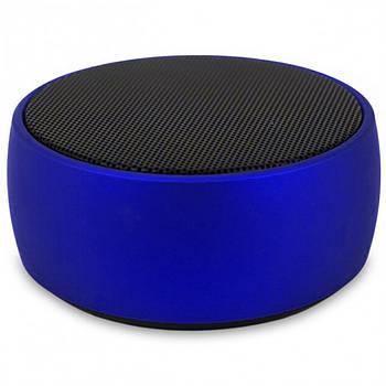 Колонка Bluetooth Simplicity BS-01 Синяя