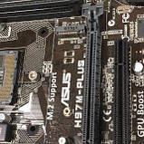 Материнская плата Asus H97M-PLUS (s1150, Intel H97, PCI-Ex16), фото 7