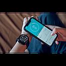 Розумні смарт годинник Smart Watch Max Robotics Hybrid 2 з вимірюванням тиску (Чорний), фото 9