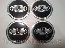 Наклейка на ковпак диска Lada 60 мм