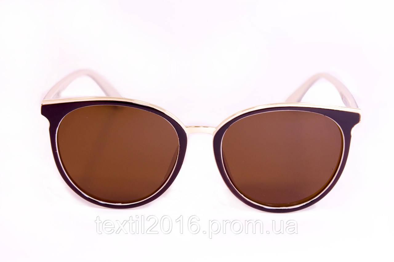 Жіночі сонцезахисні окуляри polarized (P9934-4)