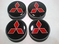 Ковпачки в диск Mitsubishi 56 мм