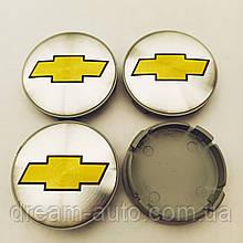 Ковпачки в диски Chevrolet 55-59 мм