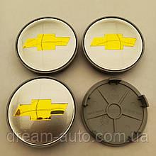 Ковпачки в диски Chevrolet 65-68 мм
