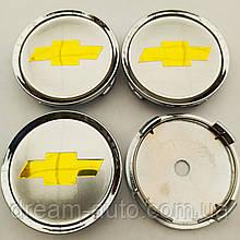 Ковпачки в диски Chevrolet 70-74 мм