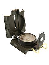 Компас армійський металевий з LED підсвічуванням MIL-TEC 15791500