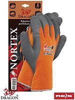 Перчатки рабочие утепленные NORTEX ( тм DRAGON )